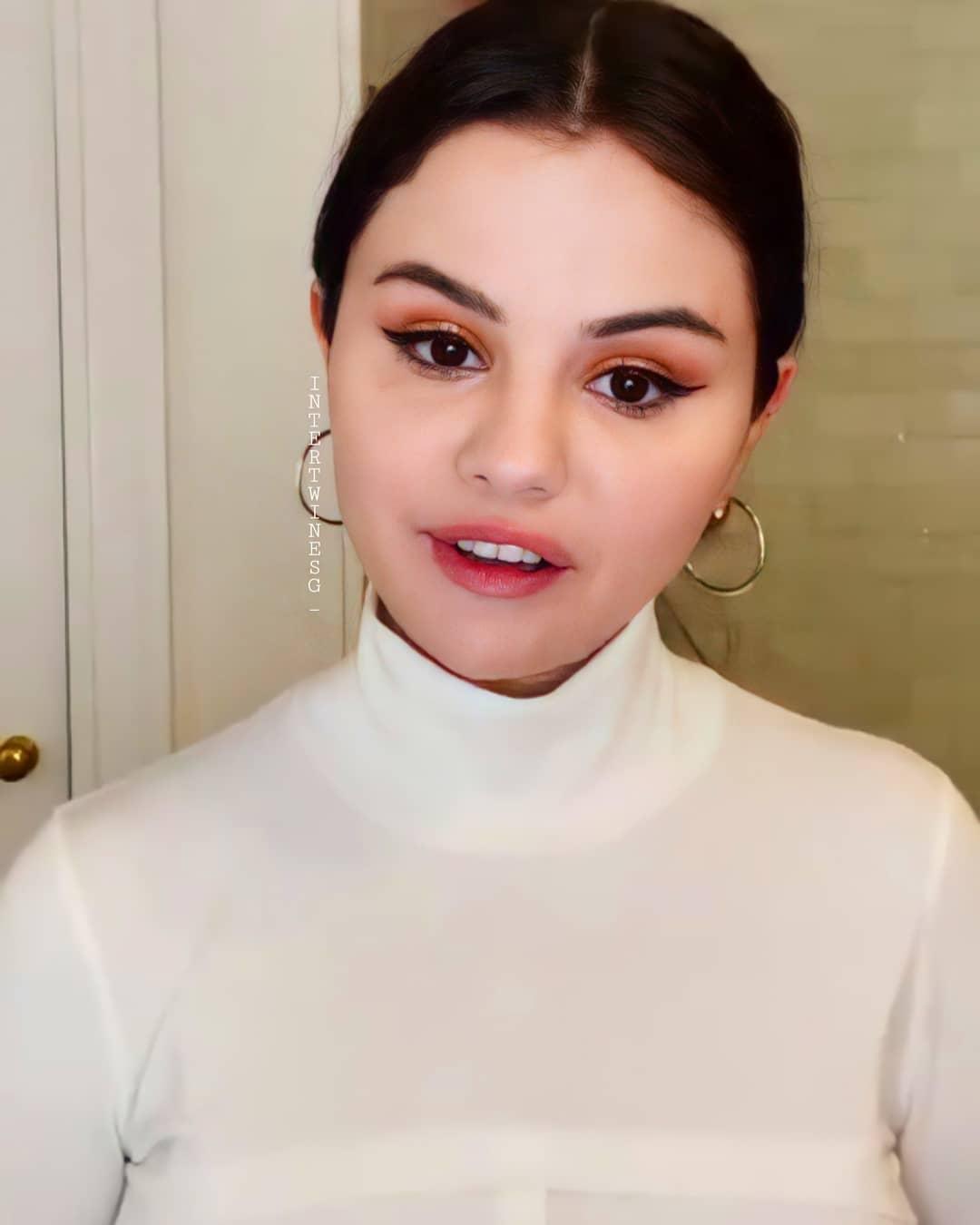 عکس هایی از ویدئو جدید سلنا برای Rare Beauty