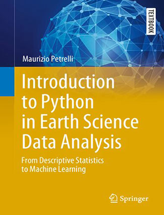 Introduction to Python in Earth Science Data Analysis