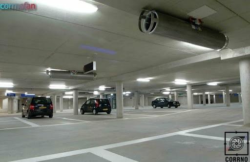 جت فن پارکینگ -کارنو فن