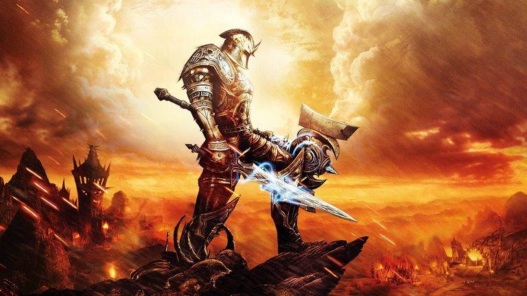 15 بازی جهانباز برتر که نباید از دست بدهید پادشاهی آمالور KINGDOMS OF AMALUR: RECKONING