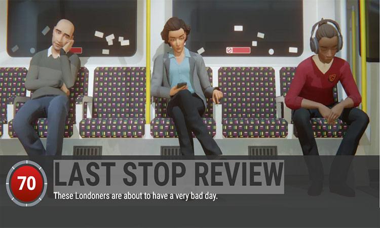 LAST STOP REVIEW
