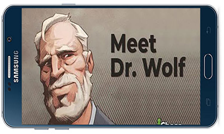 Learn Chess with Dr. Wolf
