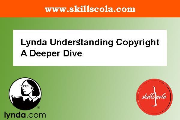 Lynda Understanding Copyright