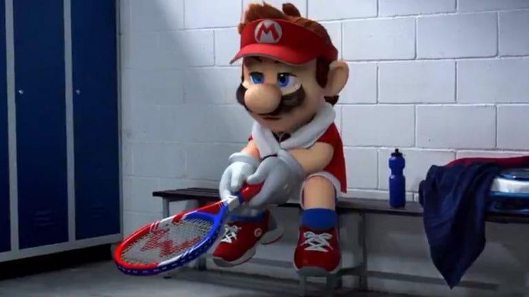 10 فرانچایز بازی که بایستی بازنشسته شوند ماریو تنیس