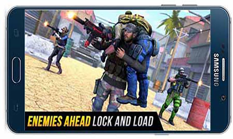 دانلود بازی اندروید Modern Commando Shooting 3D Games