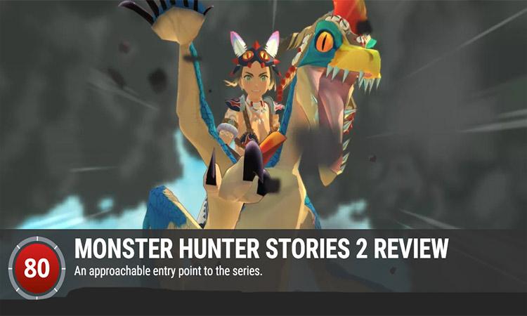 MONSTER HUNTER STORIES 2 REVIEW