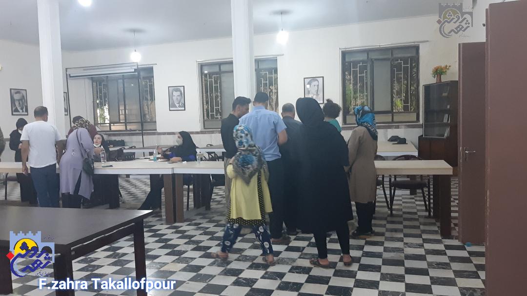 پیگیری تخلفات انتخلباتی در شعبه نوبهار کرمانشاه