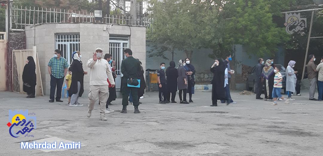 استقبال کرمانشاهیان در انتخابات ۱۴۰۰ چشمگیر است