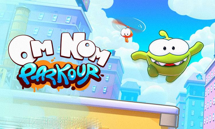 دانلود Om Nom: Parkour 0.1.0
