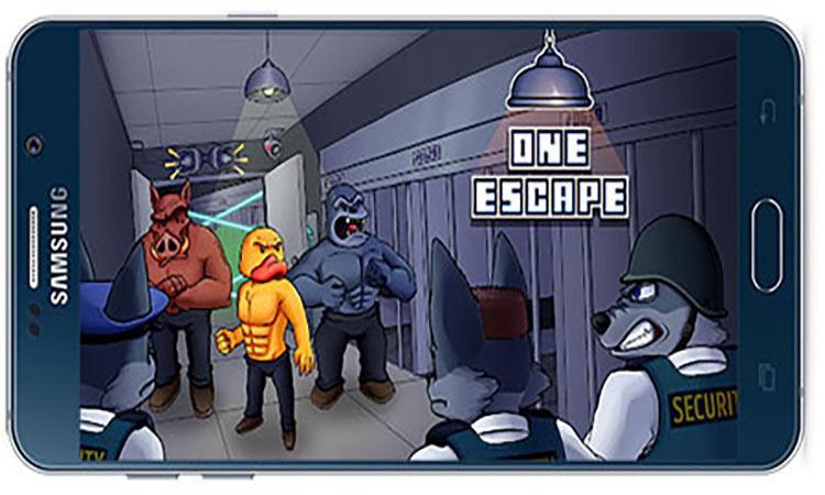 دانلود بازی اندروید One Escape