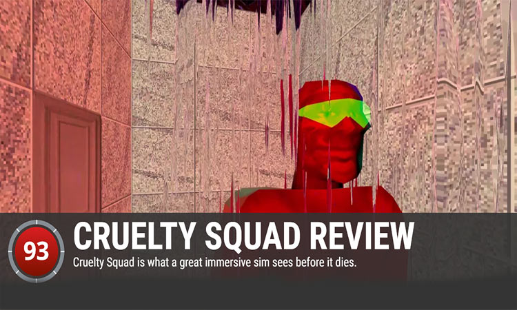 CRUELTY SQUAD REVIEW
