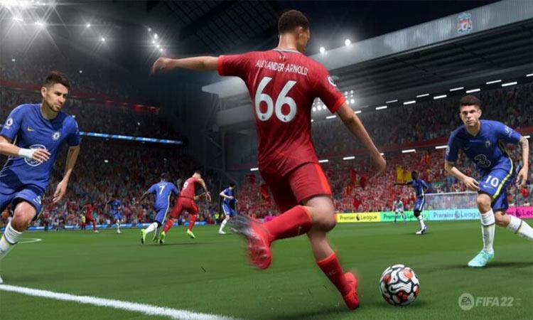 نمرات FIFA 22