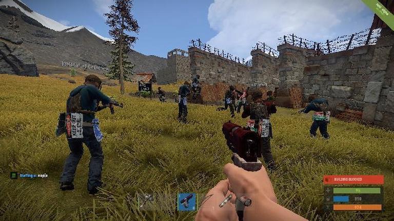 حداقل سیستم مورد نیاز برای اجرای بازی Rust به علاوهی آموزش