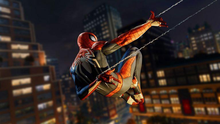 10 بازی برتر ابرقهرمانانه در تمام دوران بازی مرد عنکبوتی PS4
