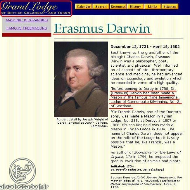 دلایل علمی رد نظریه تکامل داروین