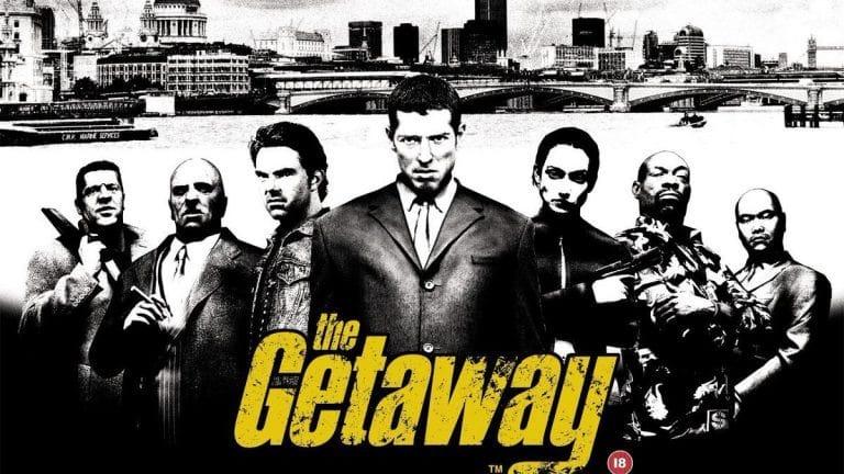 15 بازی جهانباز برتر که نباید از دست بدهید the getaway
