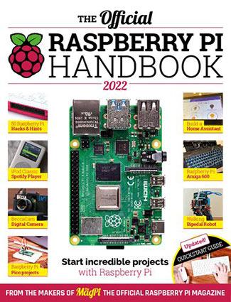 The Official Raspberry PI Handbook 2021