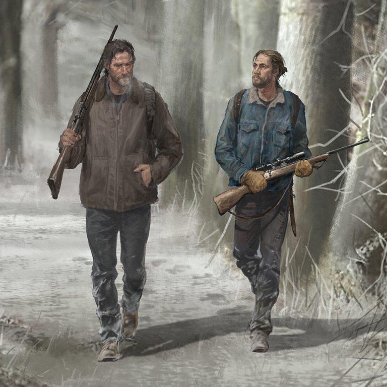 چرا داستان The Last of Us Part 2 سطحی است جوئل و تامی