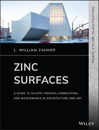 Zinc Surfaces